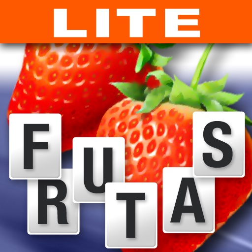 My first spanish words: Fruits (lite version)