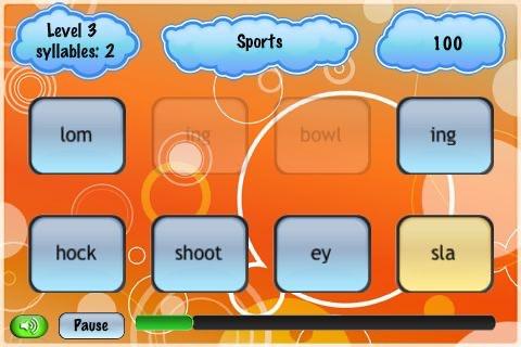 Split Words Lite - OS4