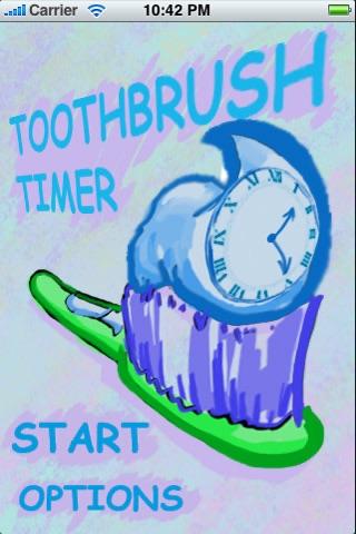 Toothbrush Timer screenshot 2