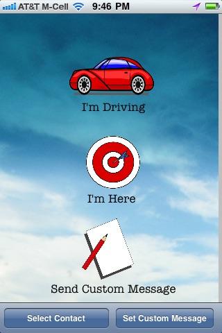 Auto I am here