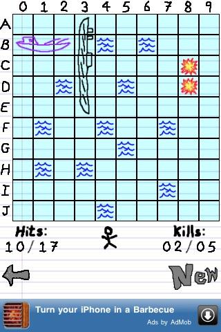 Doodle Ships screenshot-4