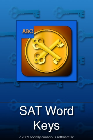 SAT Word Keys