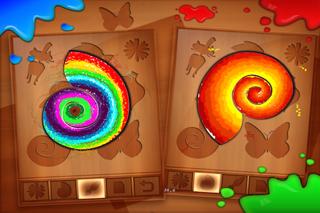 Spin It! Art Machine Lite screenshot one