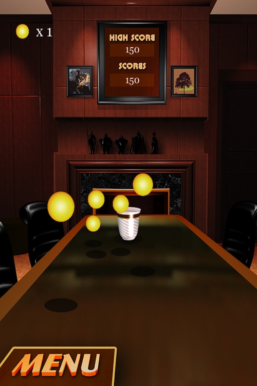 Lucky Ball Lite - Beer Pong screenshot-3