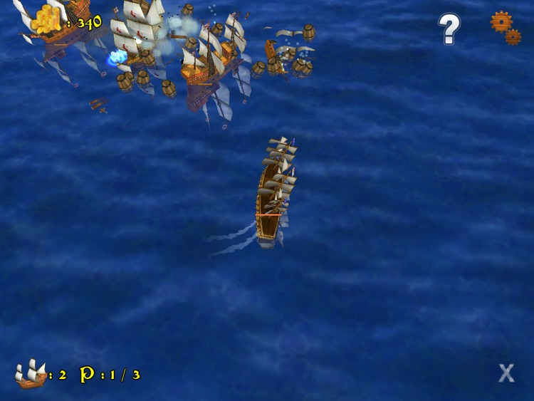 WarShip HD Lite screenshot-3
