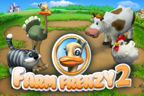 Farm Frenzy 2 screenshot-0