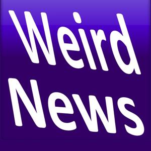Weird News - Bizarre and Silly News app