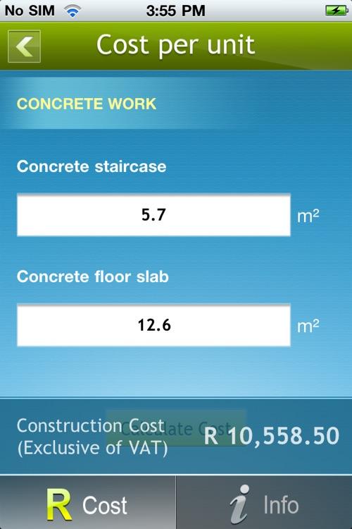 Building Cost Calculator - Residential screenshot-4