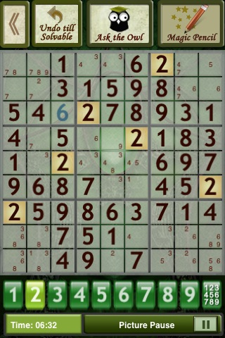 Tap Sudoku screenshot-2