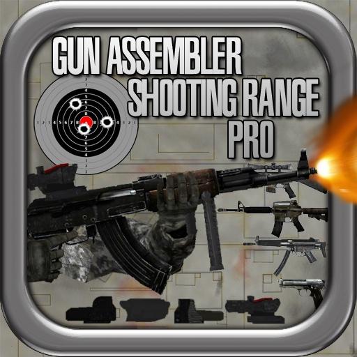 Gun Assembler 3D Pro - Ultimate Shooting Range
