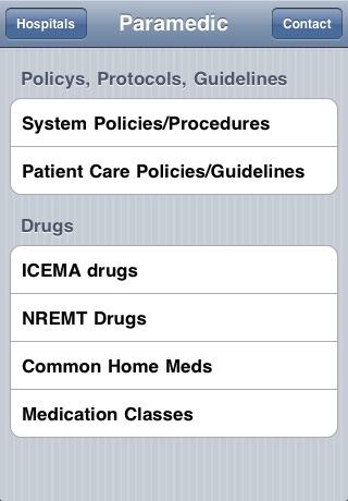 ICEMA Paramedic screenshot-4