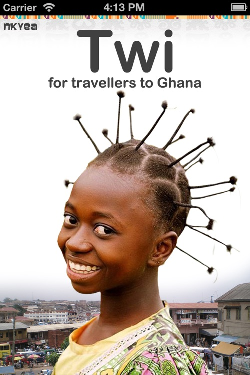 Twi for travellers to Ghana