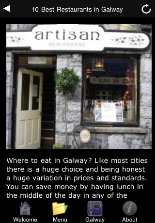 Galway City App screenshot-3