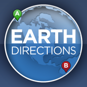 Earth Directions app review