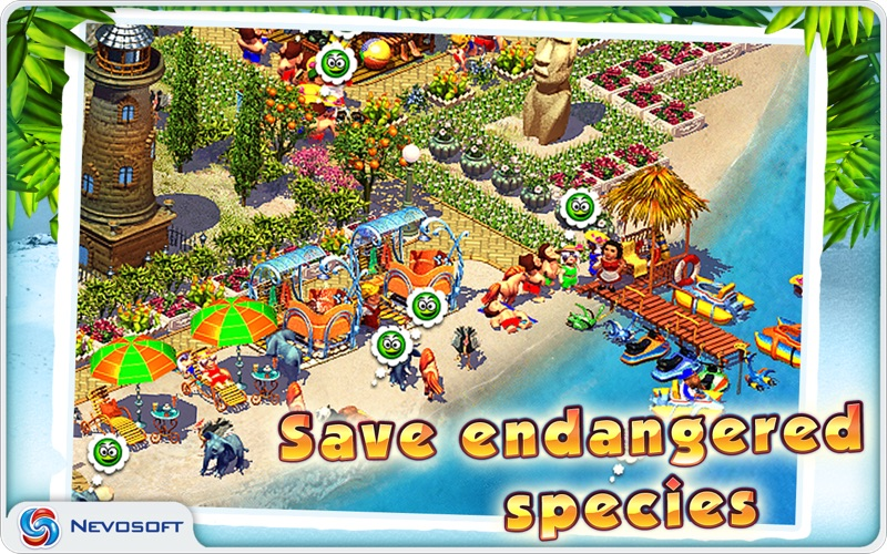 Paradise Beach 2: Around the World screenshot 4