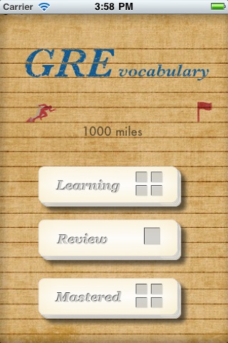 GRE Runner screenshot-0