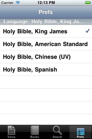 Daily Bible Mobi screenshot-3