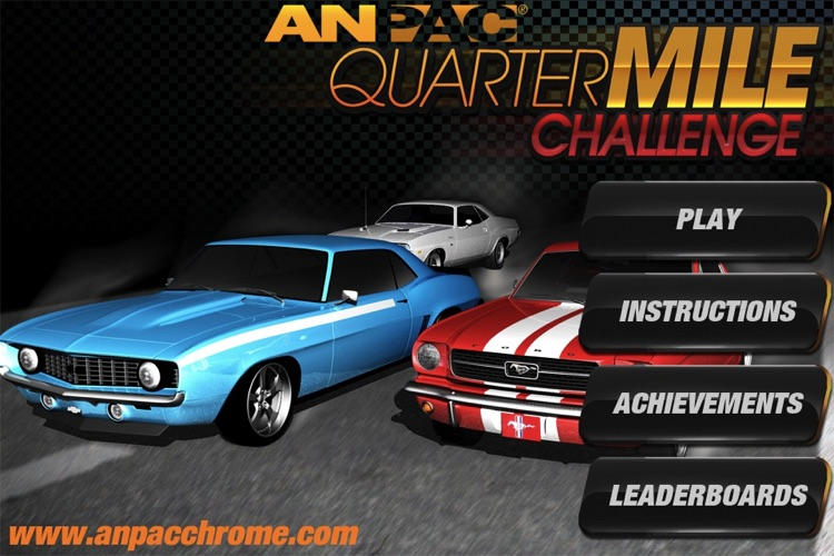 Quarter Mile Challenge Drag Race