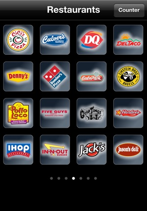 Fast Food Calories on the App Store