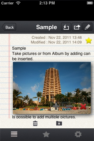 SPMemo screenshot-1