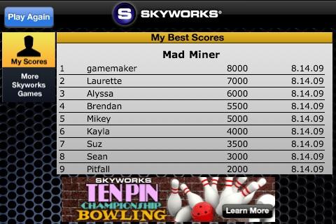 Mad Miner™ Lite screenshot-3