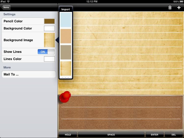 HandWriting Mail Free HD screenshot-3