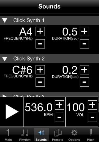 Visual Metronome screenshot-4