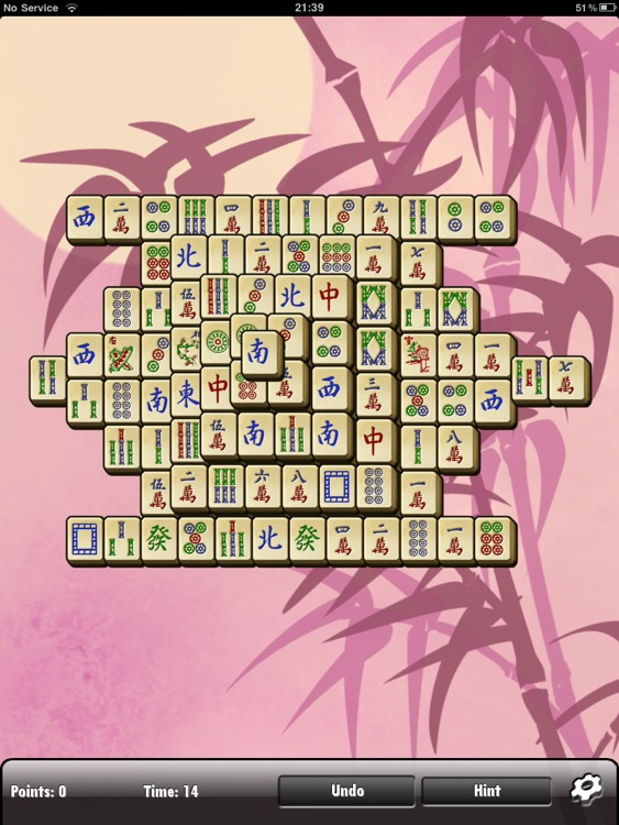 Mahjong HD FREE screenshot-1