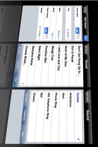 iPocket Clock Lite screenshot-3