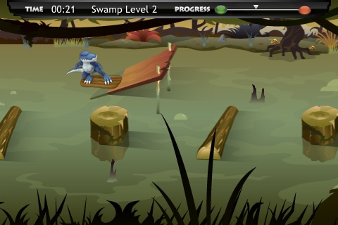 Dino Surf screenshot-2