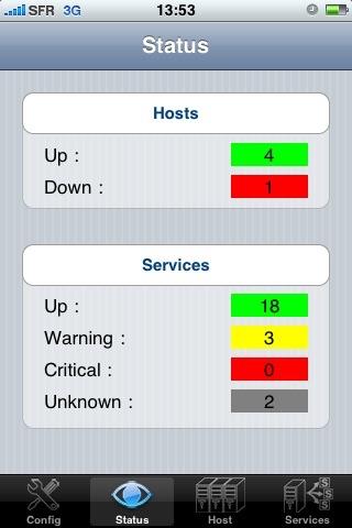Nagios-Mobility screenshot-3