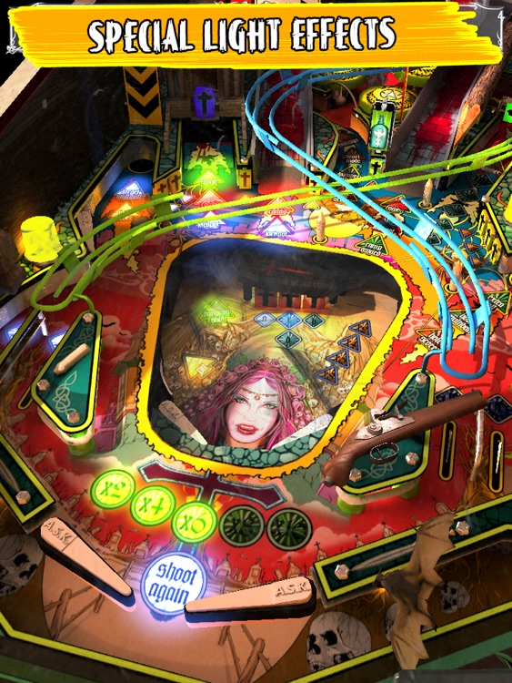Real Pinball HD - Vampire