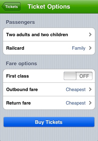 Raileasy Train Tickets screenshot-3