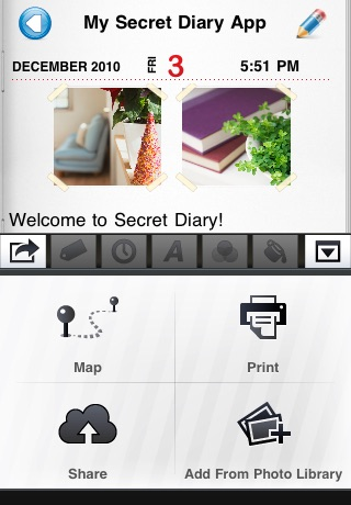 Secret Diary screenshot-4