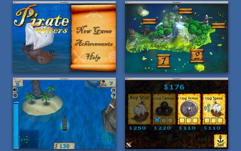 PirateWaters Screenshot