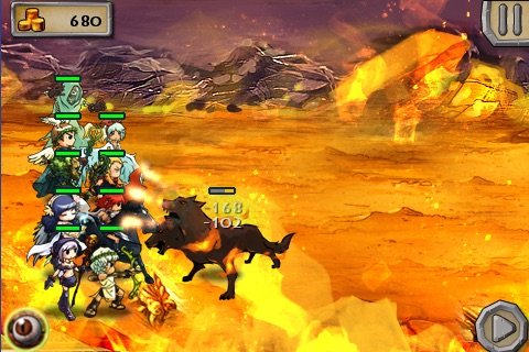 War of the Gods screenshot-4