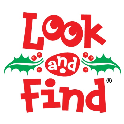 Look and Find® Santa