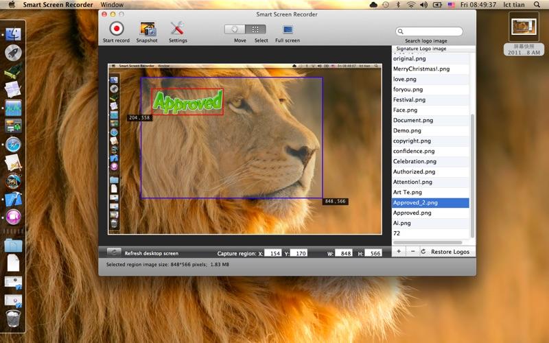 Smart Screen Recorder Lite Screenshot