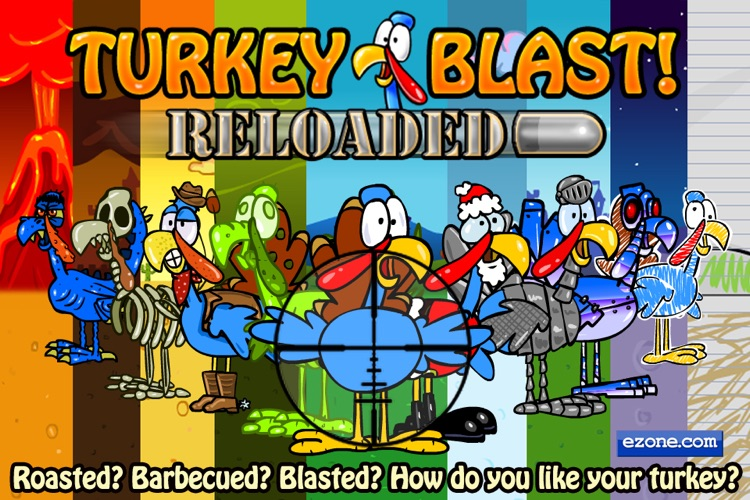 Turkey Blast: Reloaded screenshot-0