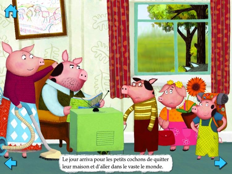 3 petits cochons Lite
