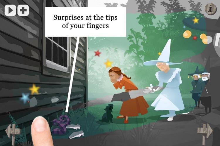 Magic Ink - The Wonderful Wizard of Oz - Lite Edition screenshot-3