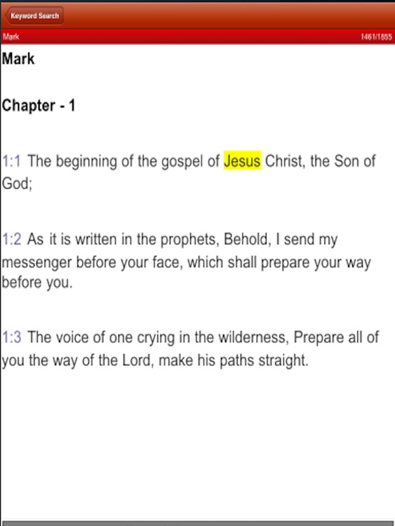 Updated KJV Free Version screenshot-3