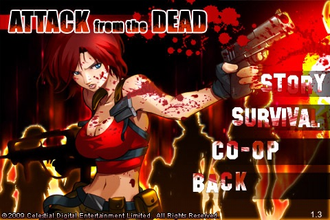 Attack from the Dead screenshot 2