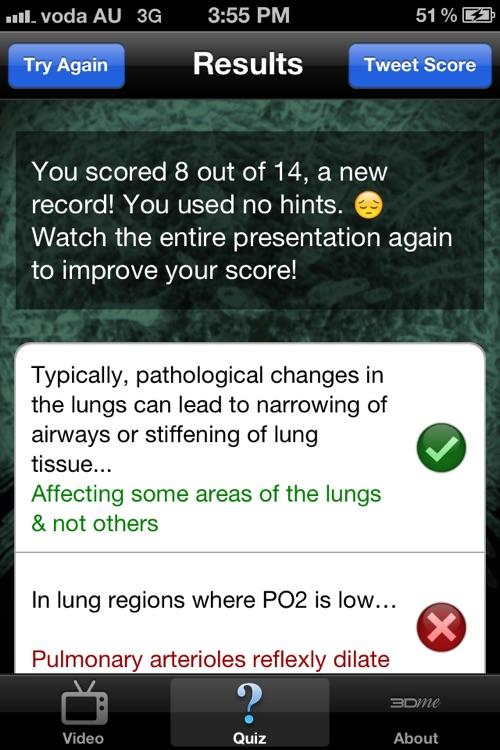 Ventilation Perfusion Matching screenshot-4