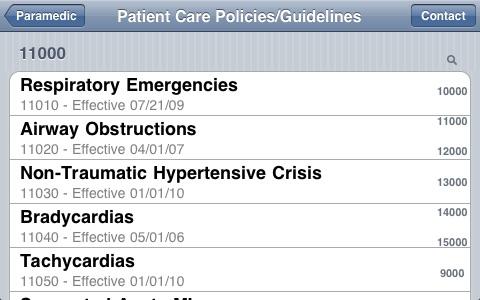 ICEMA Paramedic