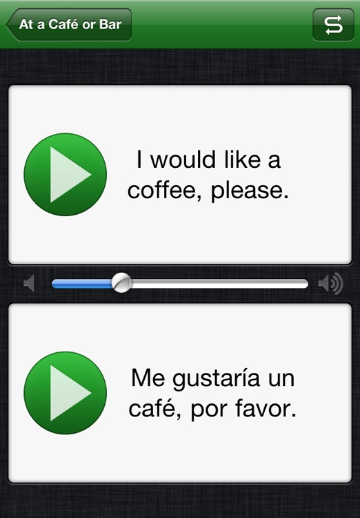 Spanish-English Phrasebook from Accio
