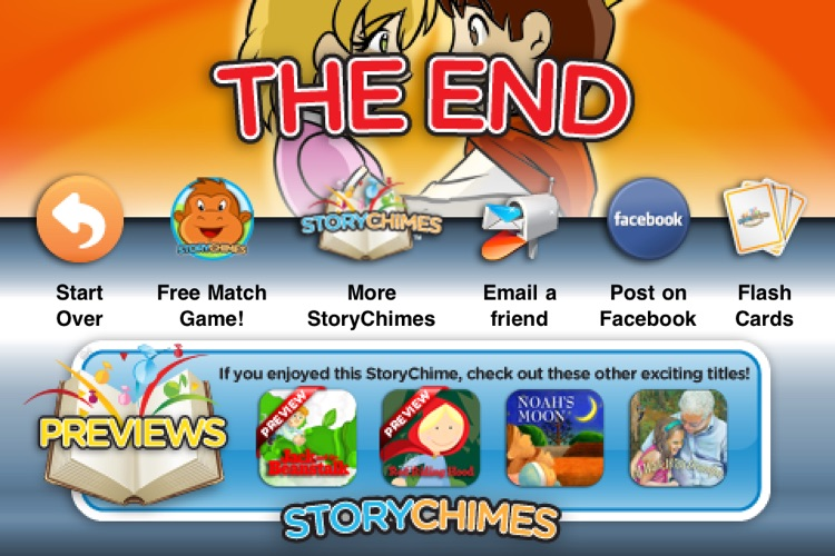 Rapunzel Storychimes (FREE) screenshot-4