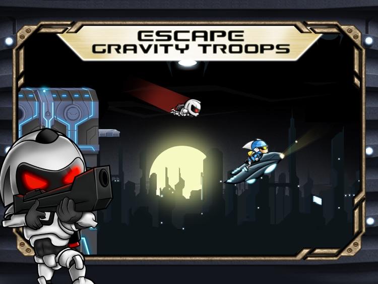 Gravity Guy HD screenshot-4