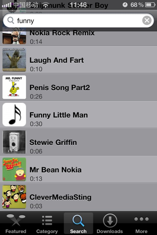 ★Funny Ringtones♫ In ONE screenshot-4