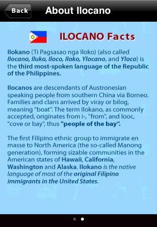 Learn Ilocano Dialect screenshot-3